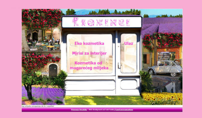 Provence Hrvatska